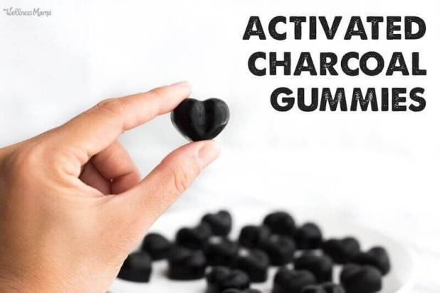homemade charcoal gummy recipe