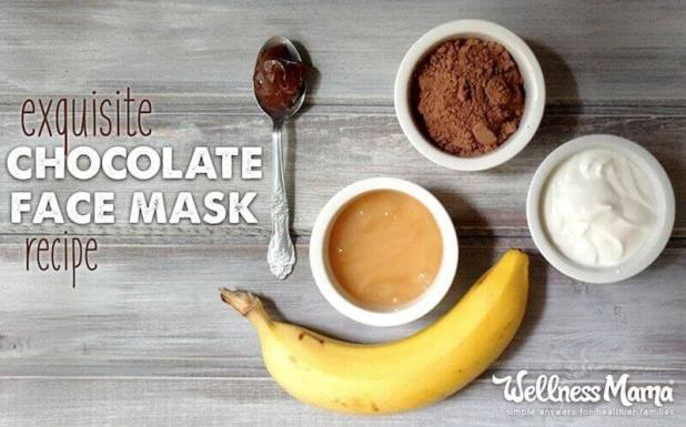 Chocolate Face Mask Recipe