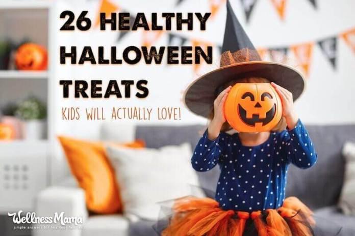 Healthy Halloween Treats Kids Love!