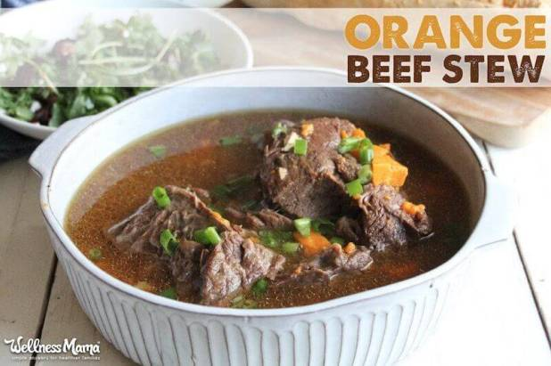 healthy beef soup