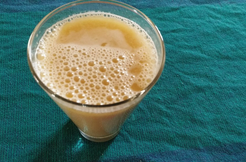 Sattu water – your instant breakfast/snack/power drink for summer