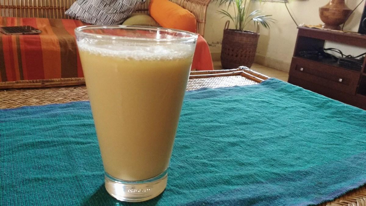 sattu water- best drink for summer