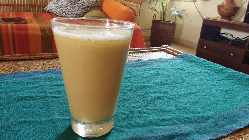 sattu water- best drink for summer