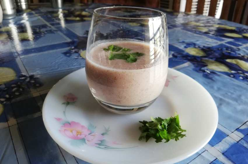Go desi and healthy this summer – Enjoy Ragi drink