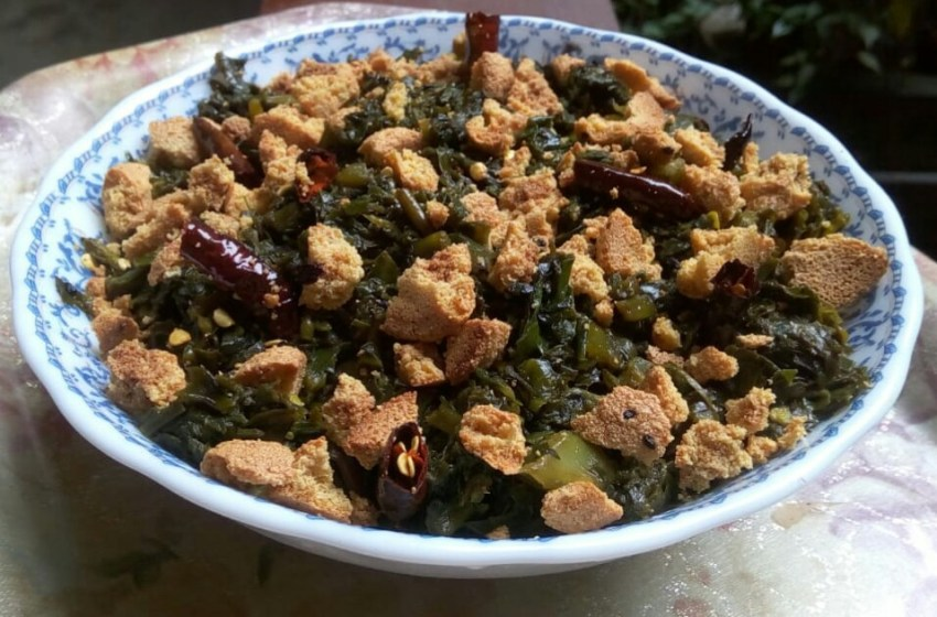 All About Choddo Shak – A Traditional Almost Forgotten Bengali Recipe