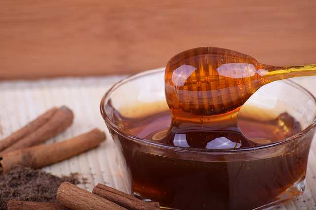 honey cinnamon for detox