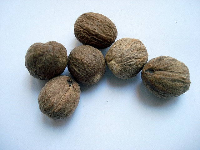 benefits of nutmeg- nutmeg is a powerful antioxidant