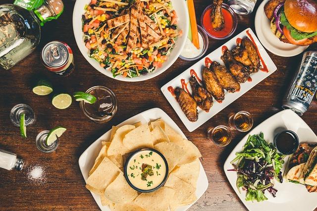 Types of dieters - the foodie