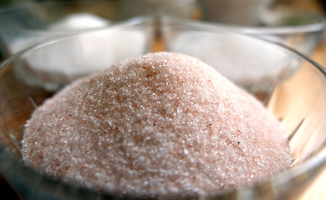 Nutritional Facts of Black salt
