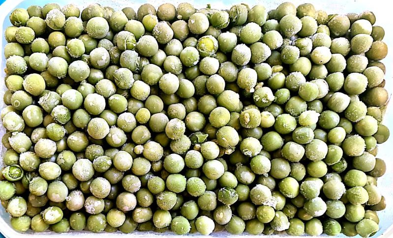 How to preserve perishable foods- peas