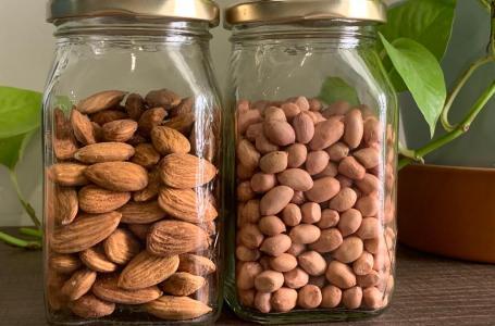 Peanut vs almond - what to choose?