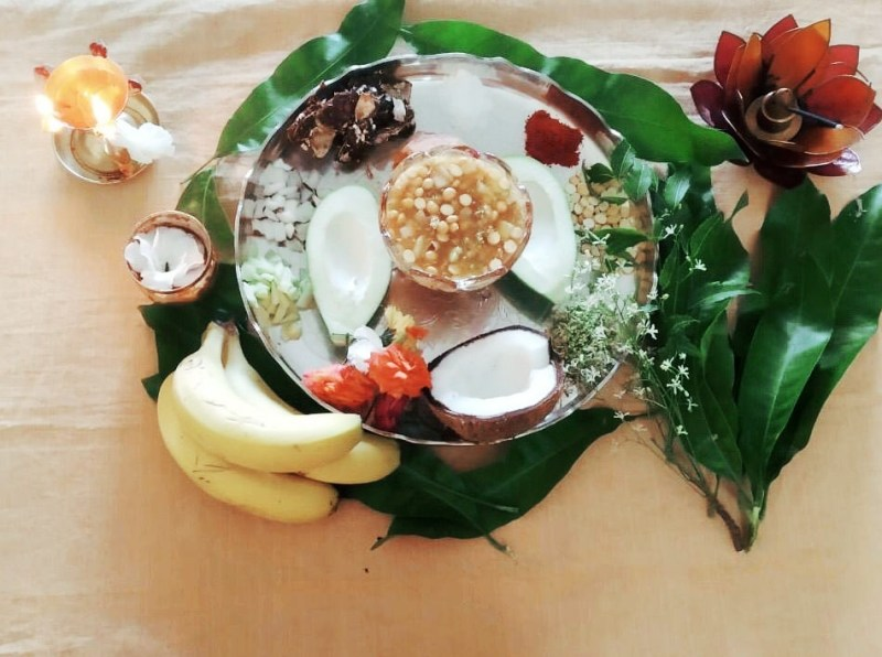 Ugadi pachadi has significant health benefits