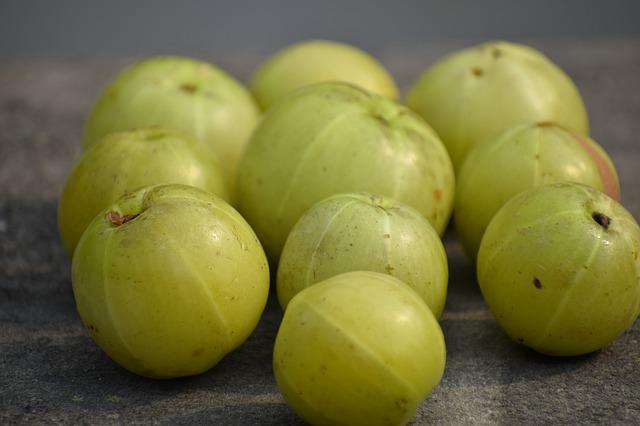 Food for immunity- amla is rich in vitamin C