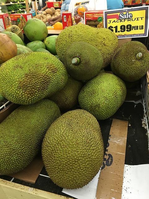 How to preserve jackfruit seeds? 5