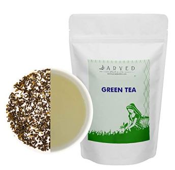 jarved green tea