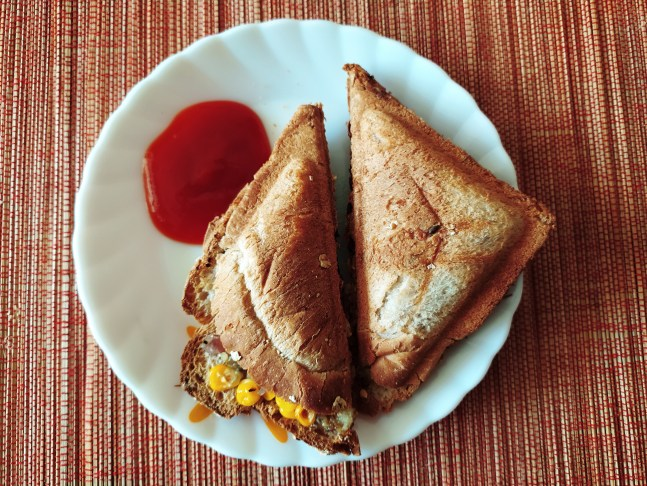 13 Healthy Indian breakfast ideas with 85 variations - sandwich