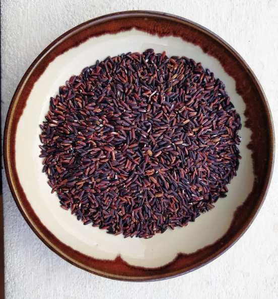 Which is the best rice for diabetic patients - black rice
