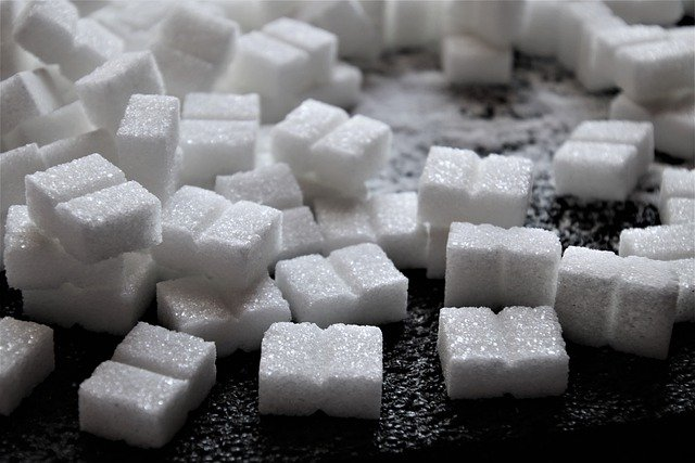 Avoid sugar as much as possible to reduce cholesterol and triglyceride