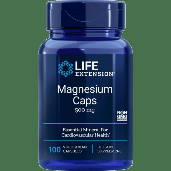 Life Extension | Magnesium Caps