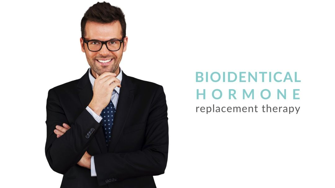 BIOIDENTICAL HORMONE REPLACEMENT THERAPY (BHRT) FOR MEN