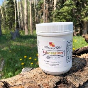 Fiberation™ – Fiber, Prebiotic, Probiotic, Protein & Minerals