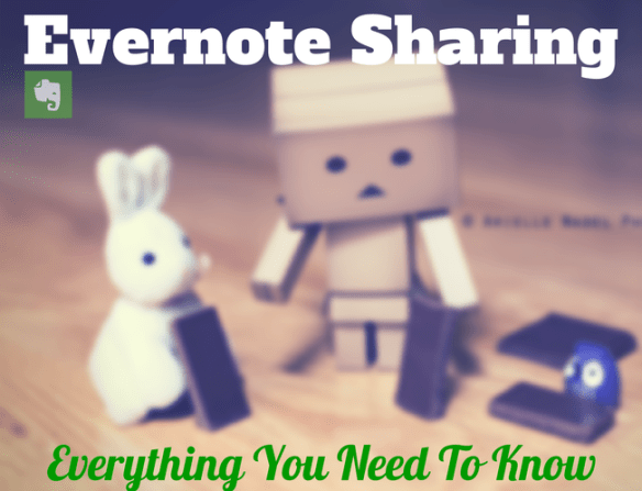 evernote sharing