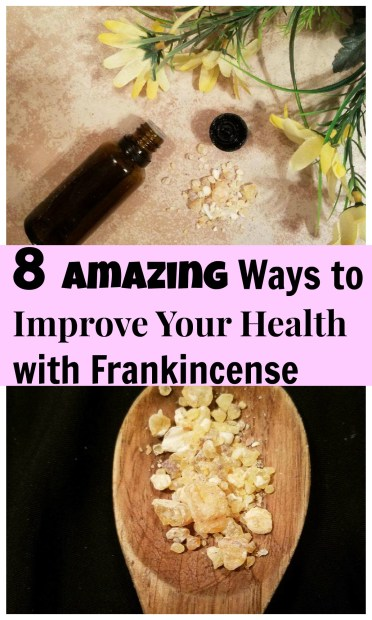 8 Amazing Ways to Improve Your Health With Frankincense - Wellness Twins