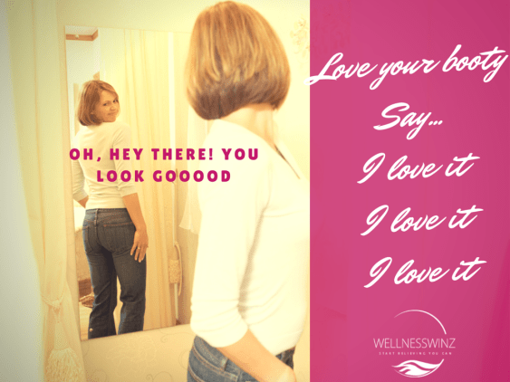 Love your booty