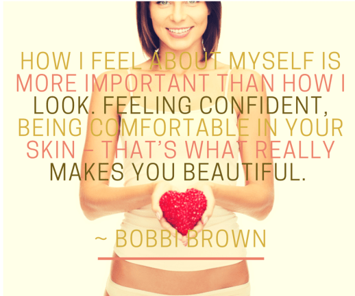 Body Confidence Bobbi Brown