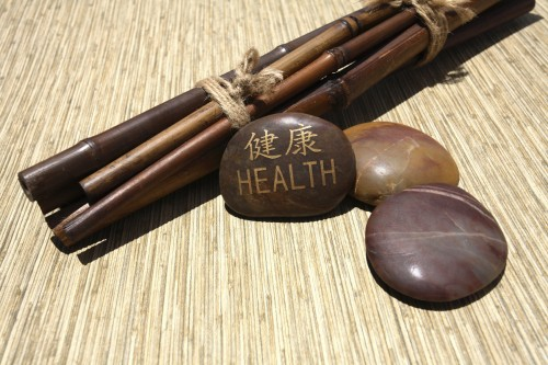 health in kanji