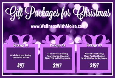 Gift Packages for Christmas