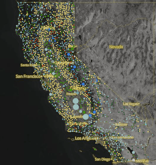 California Water Rights Atlas