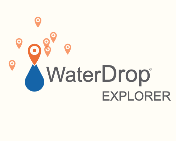 WaterDrop Explorer Logo