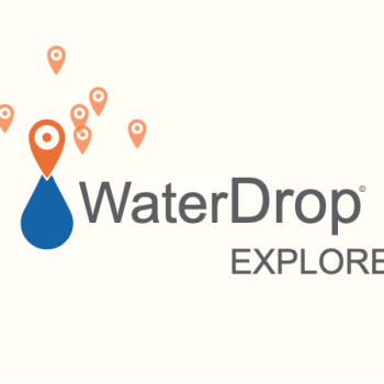 WaterDrop Explorer Logo