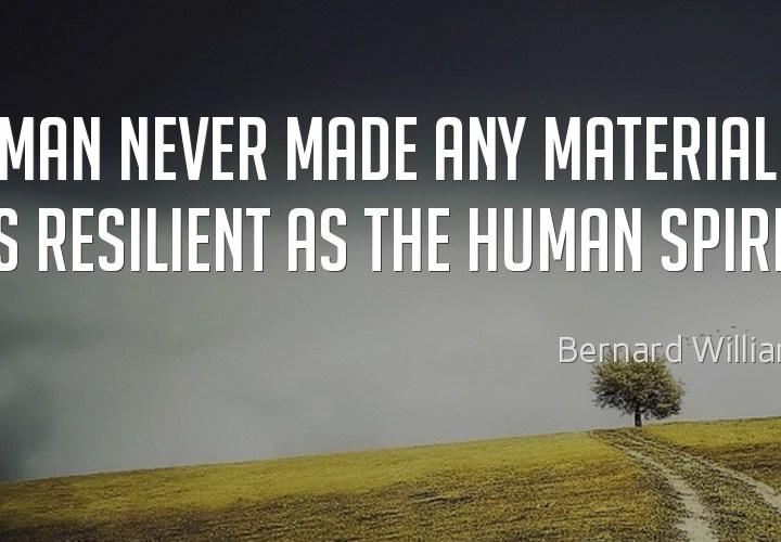 Man never made