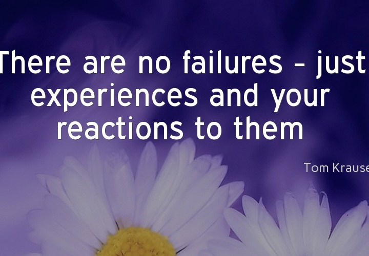 There is no failures