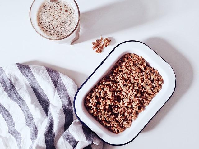 Soaked Baked Oatmeal
