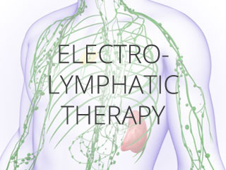 ELECTRO-LYMPHATIC THERAPY