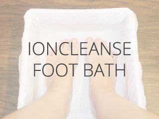 IONCLEANSE FOOTBATH