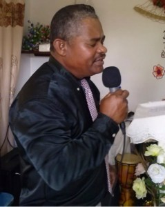 Pastor Christian A. Ramsamy