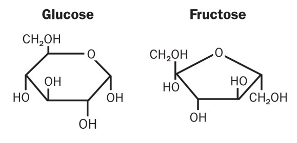 Glucose-and-Fructose_socratic dot org