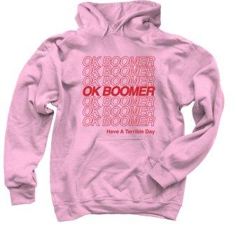 ok boomer hoodie nyt
