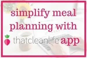 that clean life app
