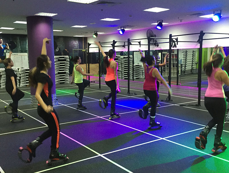 Kangoo Jumps Rebound Workouts Sports And The City