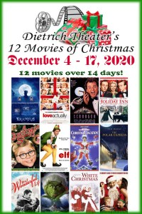 12 Movies of Christmas poster