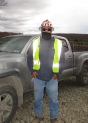 Woodmansee Supervisor, Tim McKinney