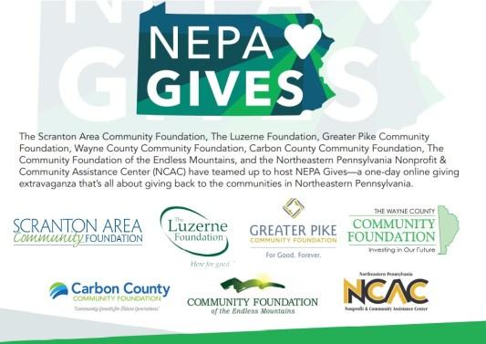 NEPA Gives flyer