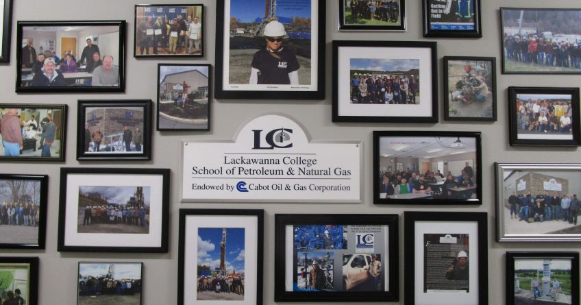 lackawanna college school of petroleum and natural gas