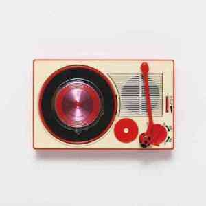 Japan's Portable Record Players