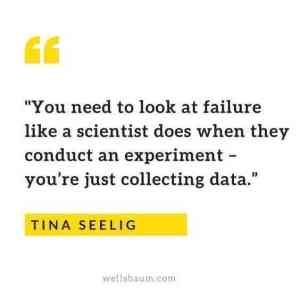 Tina Seelig on how to look at failure